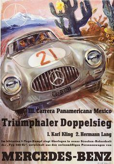 1952 Mercedes SL