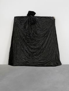 Astrid Klein, Trash bag with knot -  Sprueth Magers Berlin
