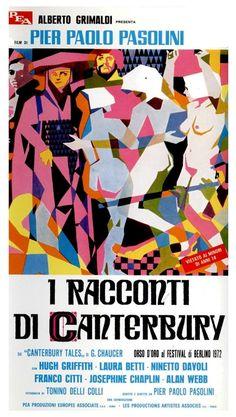 I Racconti di Canterbury (1971) Ita / Fra Regia: Pier Paolo Pasolini. Interpreti Pier Paolo Pasolini, Hugh Griffith, Franco Citti, Ninetto Davioli