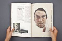 The Design Society Journal № 2 | MagSpreads | Magazine Layout Inspiration and Editorial Design