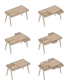 Metis desk - Gonçalo Campos Studio