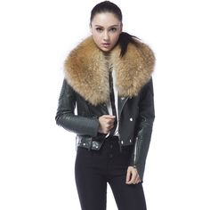 Free shipping genuine women new autumn and winter sheep leather jacket 100% real sheep leather jacket Bright Colourful Haute Couture Women Fashion Rare Nice Beautiful Pretty Classy Vintage Style Girl Chic Stylish Inspiration Idea European Wear Clothing Casual Awesome Cool Gorgeous Outfit Look Sexy Street