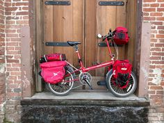 We're all about self-contained touring! Touring, Bicycle, Motorcycle, Bike, Bicycle Kick, Bicycles, Motorcycles, Motorbikes, Choppers
