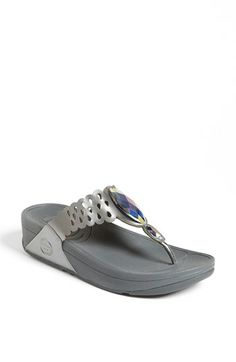 FitFlop 'Bijoo' Leather Sanda