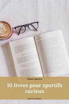 Culture Sportive | 10 livres pour sportifs curieux - Margaux Lifestyle