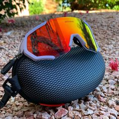 Protect your eyes and restore true colors to match the environment with this cycling sunglasses Polarized Sunglasses, Oakley Sunglasses, Bicycle Helmet, Bike, Cycling Sunglasses, Cycling Accessories, True Colors, Restore, Environment