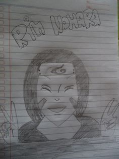 Nohara Rin my illustration work! well success