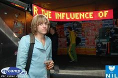 Under The Influence Of Giants Aaron Bruno - Awolnation