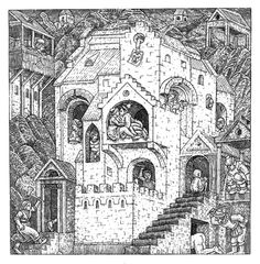 Can You Find The Skull In István Orosz's 'Ship Of Fools' Optical Illusion?