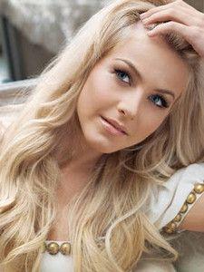 Juliannehough, Blondes Hairstyles, Julianne Hough, Hair Colors ...