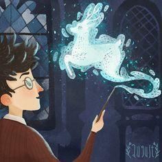 Harry Potter Patronus charm