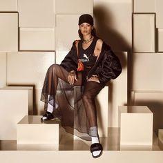 FENTY PUMA by Rihanna Fur Slides #FENTYXPUMA - nitrolicious.com