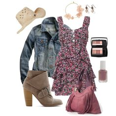 She's Gone Country, created by seahawkchic12 on Polyvore