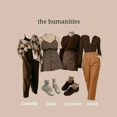 Mode Outfits, Retro Outfits, Cute Casual Outfits, Fall Outfits, Vintage Outfits, Vintage Fashion, Fashion Outfits, Womens Fashion, Aesthetic Fashion