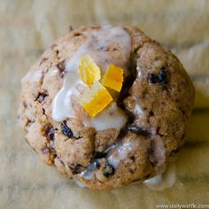 Ottolenghi's spice cookies