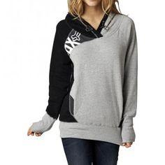 Fox Racing Escalate Girls Hoody Pullover Sweatshirts