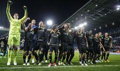 Chelsea Sukses menjadi Juara Premier League 2016/17