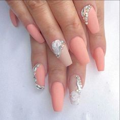 Nail Designs With Rhinestones And Glitter Lines - Wholesale 50 Designs Flat Glitter Ab Color Nail Art Rhinestones Gems pertaining to Nail Designs With Rhinestones And Glitter Glam Nails, 3d Nails, Beauty Nails, Cute Nails, Pretty Nails, Beautiful Nail Art, Gorgeous Nails, Pretty Nail Designs, Nail Art Designs