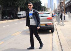 During A/W 2018 #telviv #fashionweek #style #streetstyle #fashion #streetfashion #street #mode #moda #stylish#nofilter #loveit #design #trend #fashionable #beautiful  #man