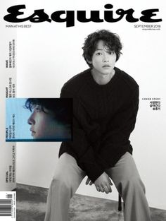 Actor Song Joong Ki graced the cover of 'Esquire' magazine's latest issue with 3 unique cover editions!In his cover pictorial interview, Song Joong Ki… Lee Bo Young, Park Bo Young, Soon Joong Ki, A Werewolf Boy, Sungkyunkwan Scandal, Songsong Couple, Love Wife, Park Bo Gum, Yoo Ah In