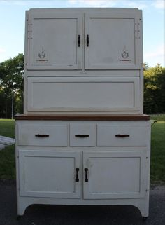hoosiers on pinterest hoosier cabinet kitchen cabinets and antiques
