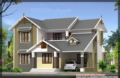 House Elevation Details :