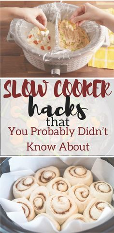 Slow Cooker meals are usually creamy and delicious. Comfort Foods. These Slow Cooker, Crock Pots Hack/Tips. Quick easy slow cooker, recipes.|slow cooker healthy recipes| slow cooker chicken| slow cooker ribs