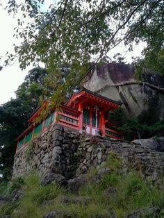 神倉神社(2012年10月) The Kamikura shrine,Shingu,Wakayama,Japan