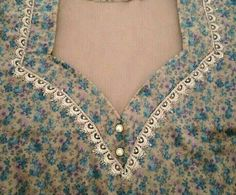 Churidar Neck Designs, Kurta Neck Design, Kurta Designs Women, Neck Designs For Suits, Neckline Designs, Blouse Neck Designs, Fancy Wedding Dresses, Pink Formal Dresses, Coral Gown