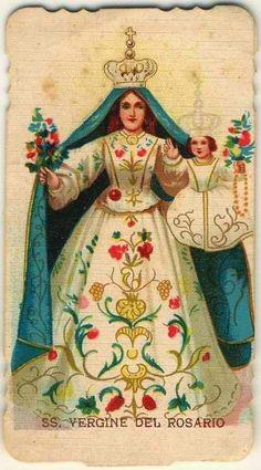 Virgine Del Rosario