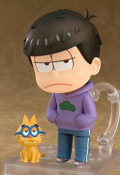 Buy PVC figures - Osomatsu-san PVC Figure - Nendoroid Matsuno Ichimatsu - Archonia.com