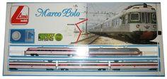 Lima Marco Polo Train Set