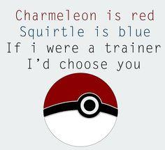 I choose you~ by LadyFullmetal