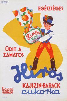 Üdit a zamatos Hírös kajszin barack cukorka - Egészséges, 1936