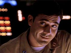 His smile, dimples and lashes… JDM in Judge Advocate General, S01E03 (1995)