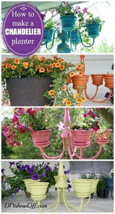 planter-chandelier-2 must find at garage sale