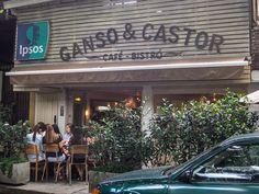 Ganso y Castor, El Poblado, Medellin