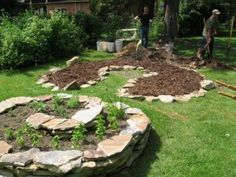 Permaculture pressure: Keeping up with the Jones (Farm, that is ...