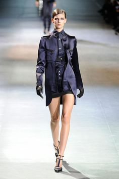 Anthony Vaccarello A/W '12