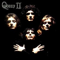 Many people think that this is the Album Bohemian Rhapsody was on.  That would be A Night at the Opera.  }:{>