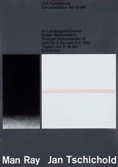 Man Ray – Jan Tschichold