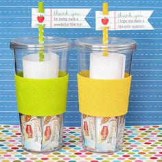 DIY Teacher Gifts - Teacher Appreciation Gifts - Good Housekeeping