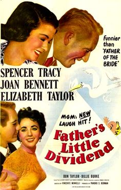 Father's Little Dividend (1951) - Spencer Tracy, Joan Bennett, Elizabeth Taylor