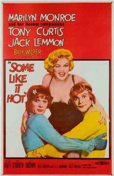 Filme: Some Like it Hot (Quanto Mais Quente Melhor, 1959). Direção: Billy…