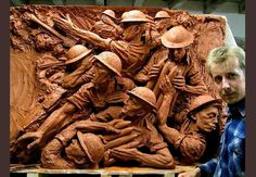 The Battle of Britain | Paul Day Sculpture