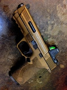 Salient Arms International Smith & Wesson M&P w/Trijicon RMR Rifles, Airsoft, Smith N Wesson, Fire Powers, Custom Guns, Cool Guns, Guns And Ammo, Survival Gear, Tactical Gear