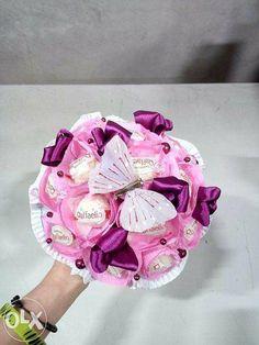 Rafaello Raffaello Chocolate, Plant Holders, Ribbon, Gift Ideas, Gifts, Style, Crafting, Tape, Swag