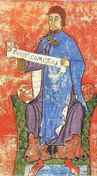 Henrique de Borgonha, conde de Portucale – Wikipédia, a enciclopédia livre