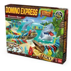 Domino express Treasure Hunt