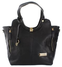 Blackcherry Black Two Panelled Tote Bag R375 Blackcherry 2 Panelled Tote Bag in Black What better way to complete your look than with a glam bag! This trendy Blackcherry Black Two Panelled Tote Bag is perfect for ladies who are all about looking stylish... A bag you can use to add spark to every outfit. Tote Bag, Stylish, Outfit, Lady, Fashion, Moda, Carry Bag, Tote Bags, Fasion